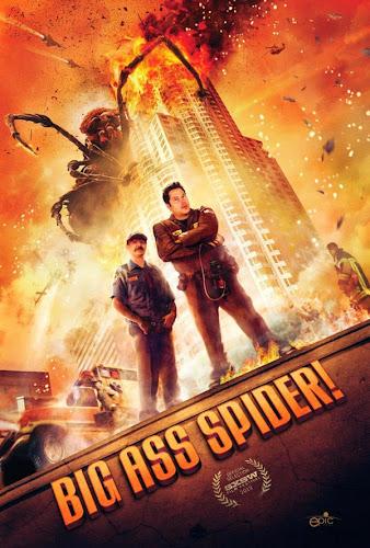 Big Ass Spider (BRRip HD Inglés Subtitulada) (2013)
