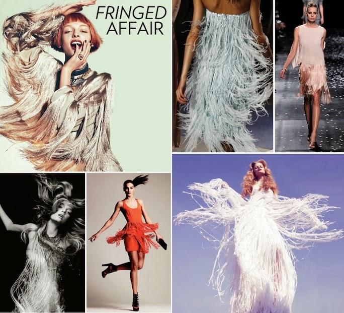 fringe dresses, fashion