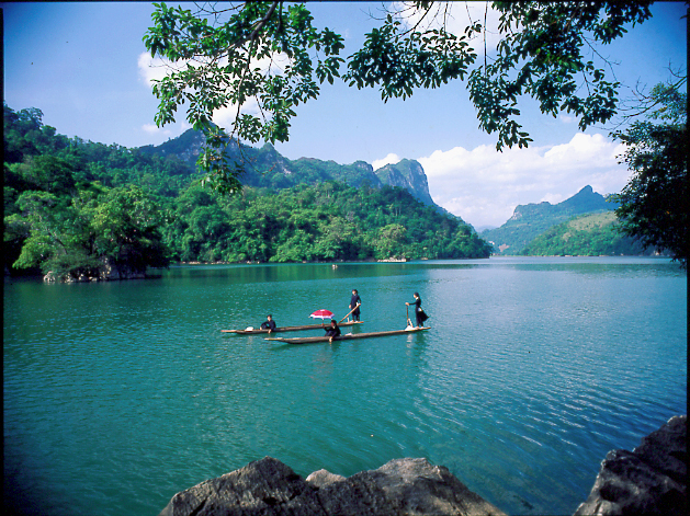 Cao Bang travel information, Cao Bang beautiful photos, thac bang gioc waterfall cao bang, cao bang attractions
