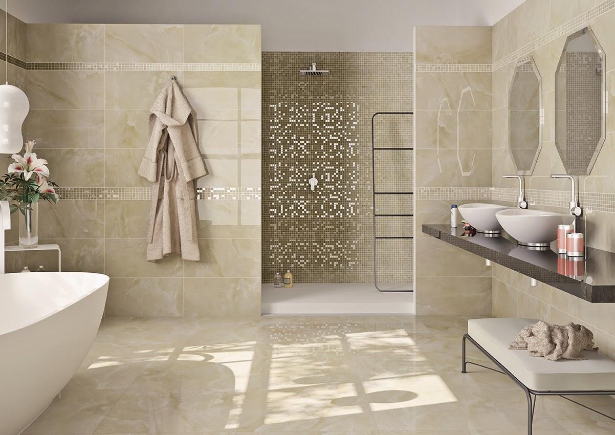 decora inova as pastilhas em banheiros e lavabos 28 ideias novidades da expo revestir 2015. Black Bedroom Furniture Sets. Home Design Ideas