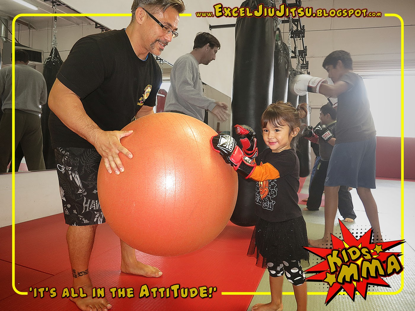 Kids Youth Pankration MMA training for boys and girls in Oceanside