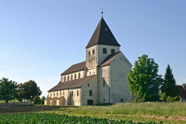 Monastic Island of Reichenau Germany