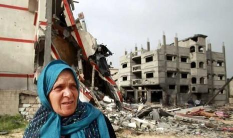 Liga Arab Sikapi Laporan PBB Soal Kejahatan Perang Israel