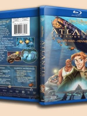 Atlantis: Vùng Đất Bị Lãng Quên