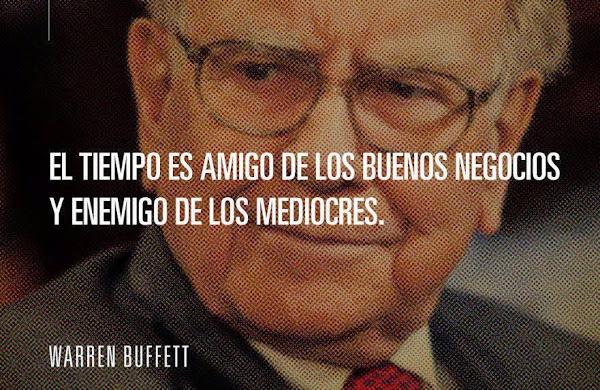 Warren Buffett - más ricos del mundo