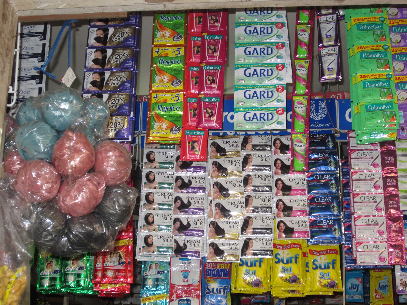 inventory system for sari sari store