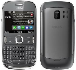 Firmware Nokia Asha 302 RM-813 v.14.78