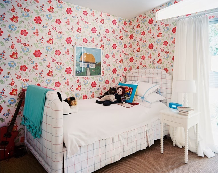 çocuk odası duvar kağıdı