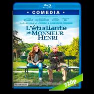 La estudiante y el Sr. Henri (2015) BRRip 720p Audio Dual Castellano-Frances