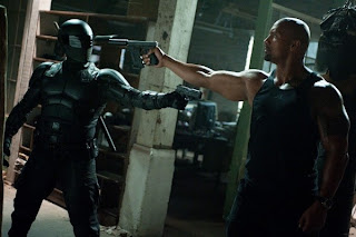G.I. Joe Retaliation Dwayne Johnson