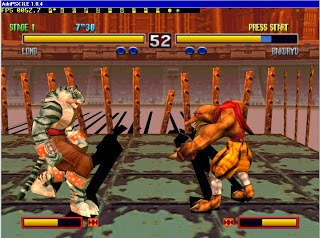 Bloody Roar 2 Game screenshots
