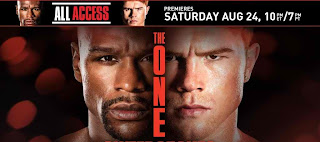 All Acess: Mayweather vs Canelo