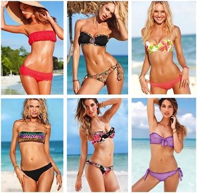 Fotos de roupas da Moda Praia 2013