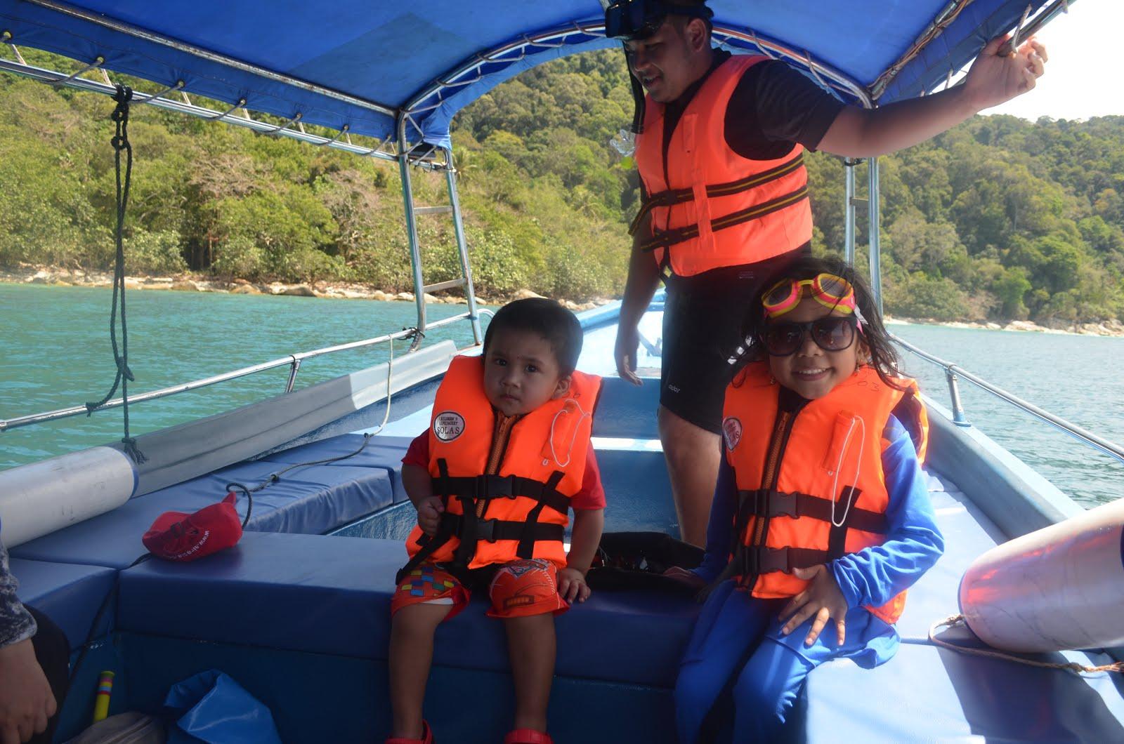 Perhentian Island Resort 2015