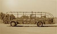 Proses Pembuatan Body Bus di Karoseri