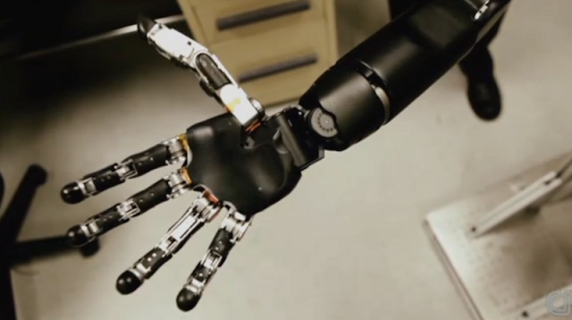 The bionic revolution