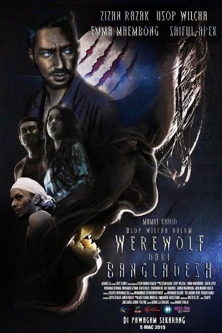 Werewolf Dari Bangladesh, 2015, Full Movie, tonton filem, movie melayu, filem terbaru.