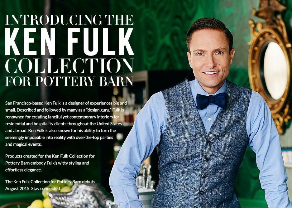 Ken Fulk simply love design: fulk yeah!!! ken fulk for pottery barn