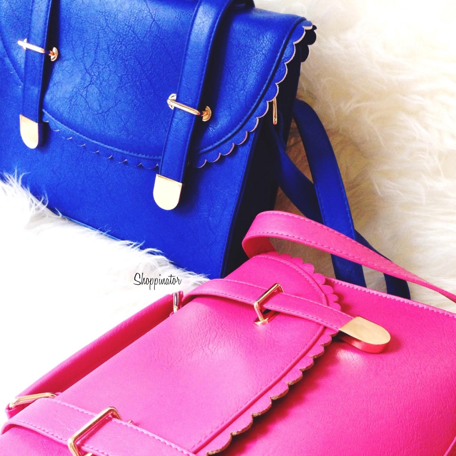New in – 'Satchel Bag'