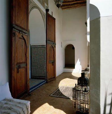 Moon To Moon Moroccan Interiors Riad Charai