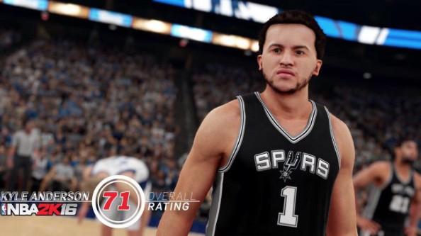 NBA2K16 Kyle Anderson