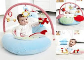 NEW ELC BLOSSOM FARM 3 IN 1 SIT ME UP COSY ,RM120 only!