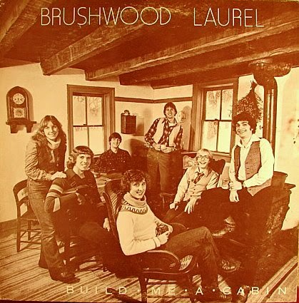Brushwood Laurel - Build Me A Cabin