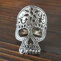 Big Black Maria - Ring Collections - The Skulls