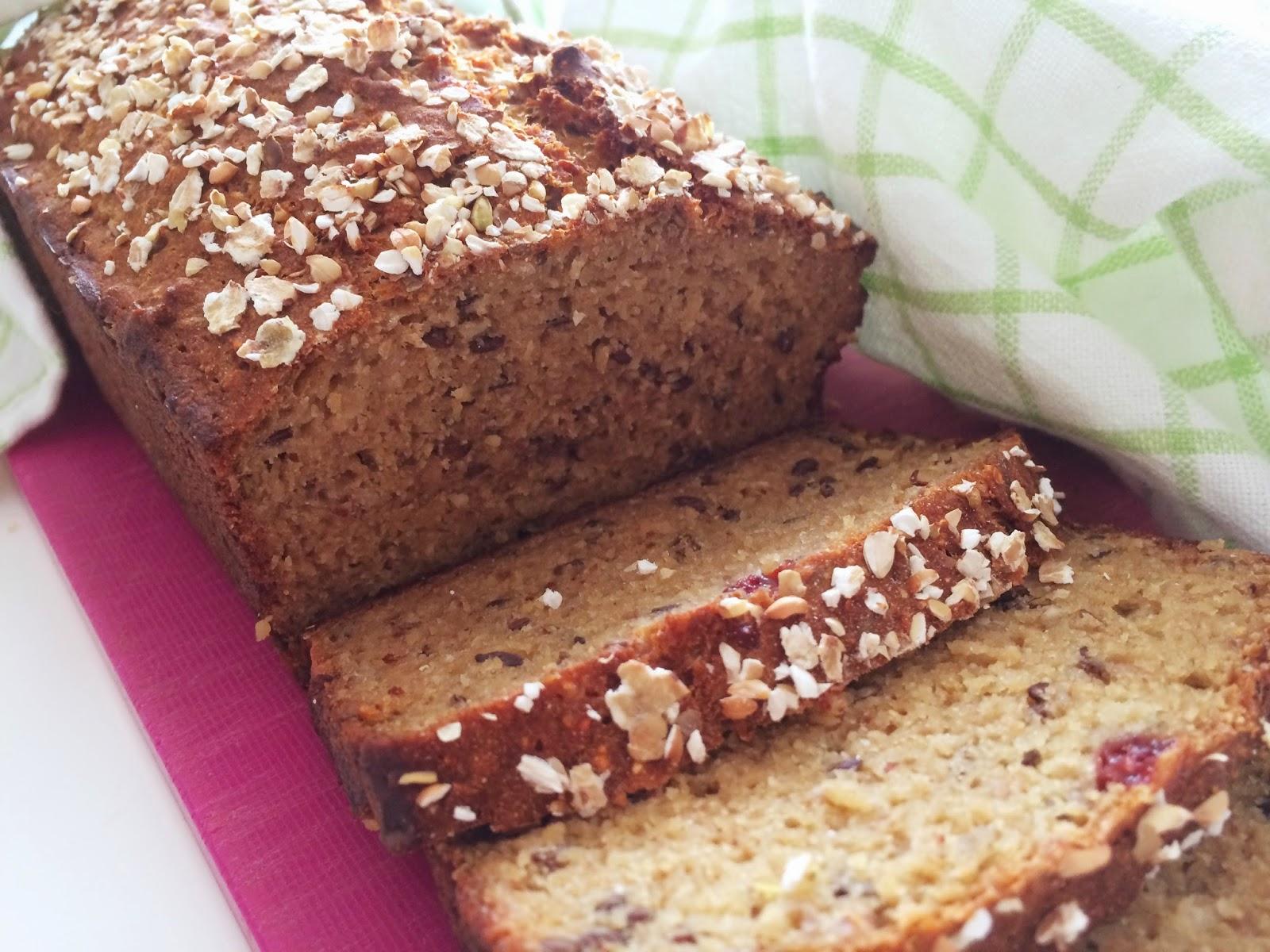 glutenfritt bröd med bikarbonat