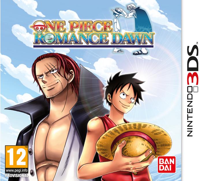 Carátula de One Piece: Romance Dawn