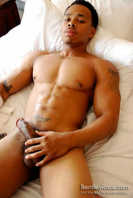 Naked Black Men Thick Hung Cock