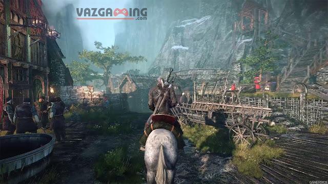 The Witcher 3 Wild Hunt Gameplay 4