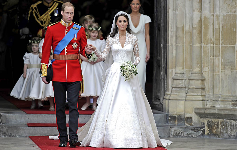 Royal Wedding Wear Crossword :