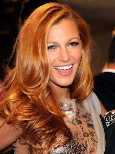 5 strawberry blonde hair colors