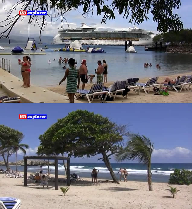 labadee haiti destinos para viajantes os lugares