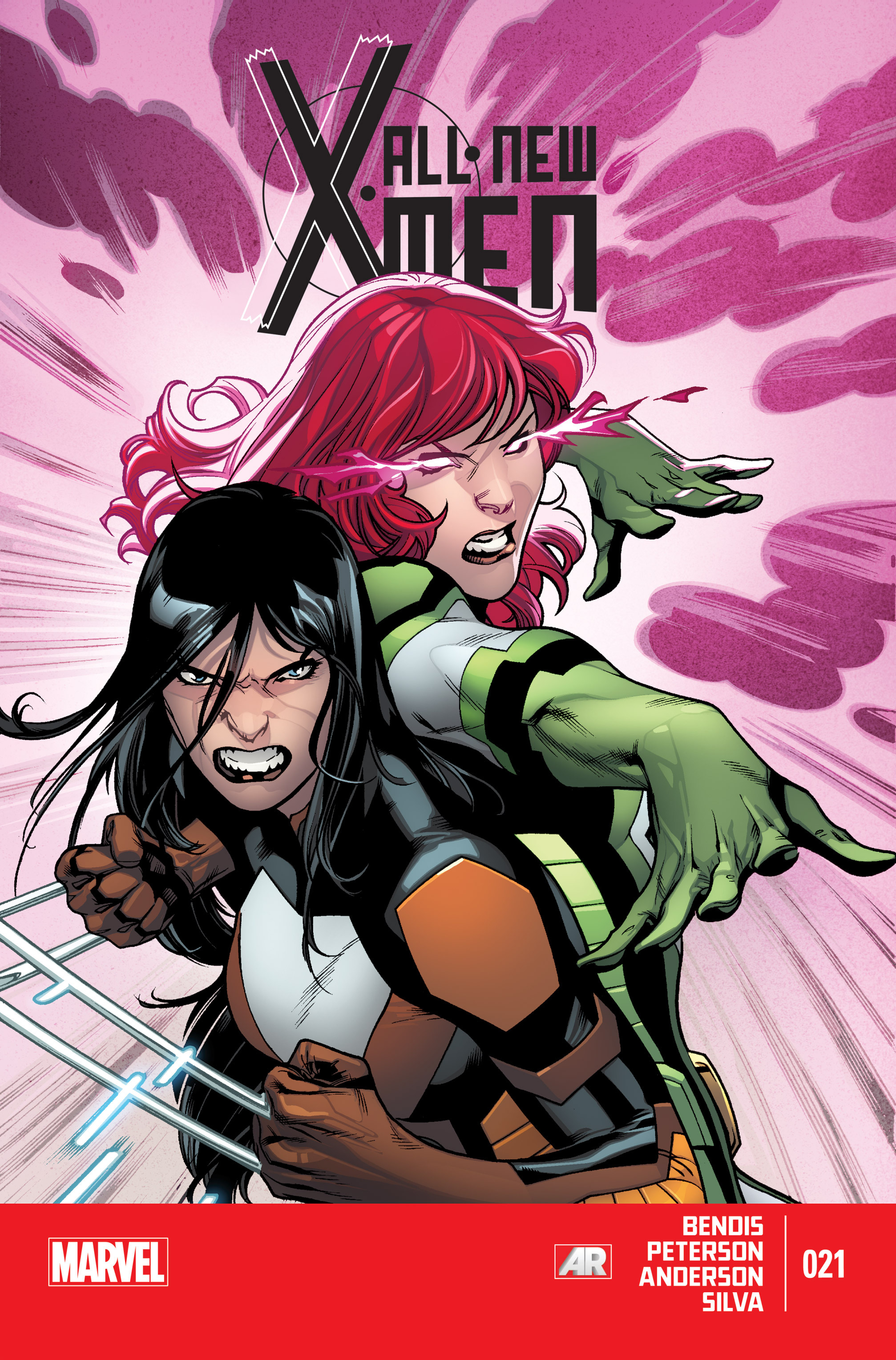 All-New X-Men (2013) issue 21 - Page 1