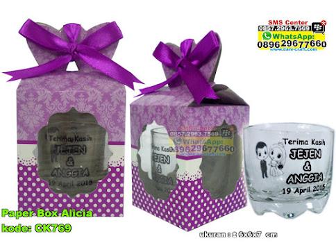 Paper Box Alicia