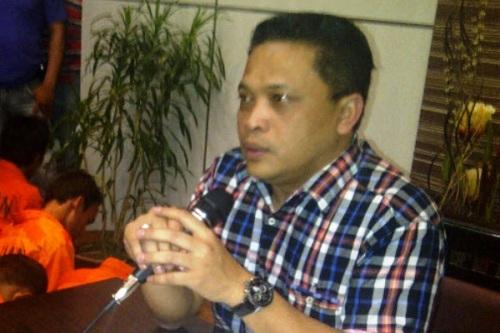 AKBP Helmy Santika. Kotabumi Lampung Utara