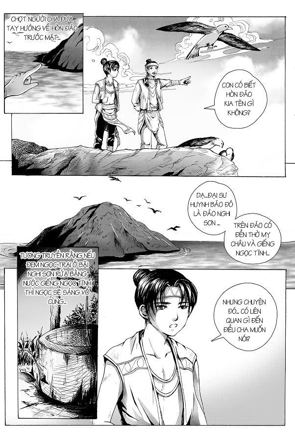 Anh Hùng Lĩnh Nam chap 1 - Trang 16