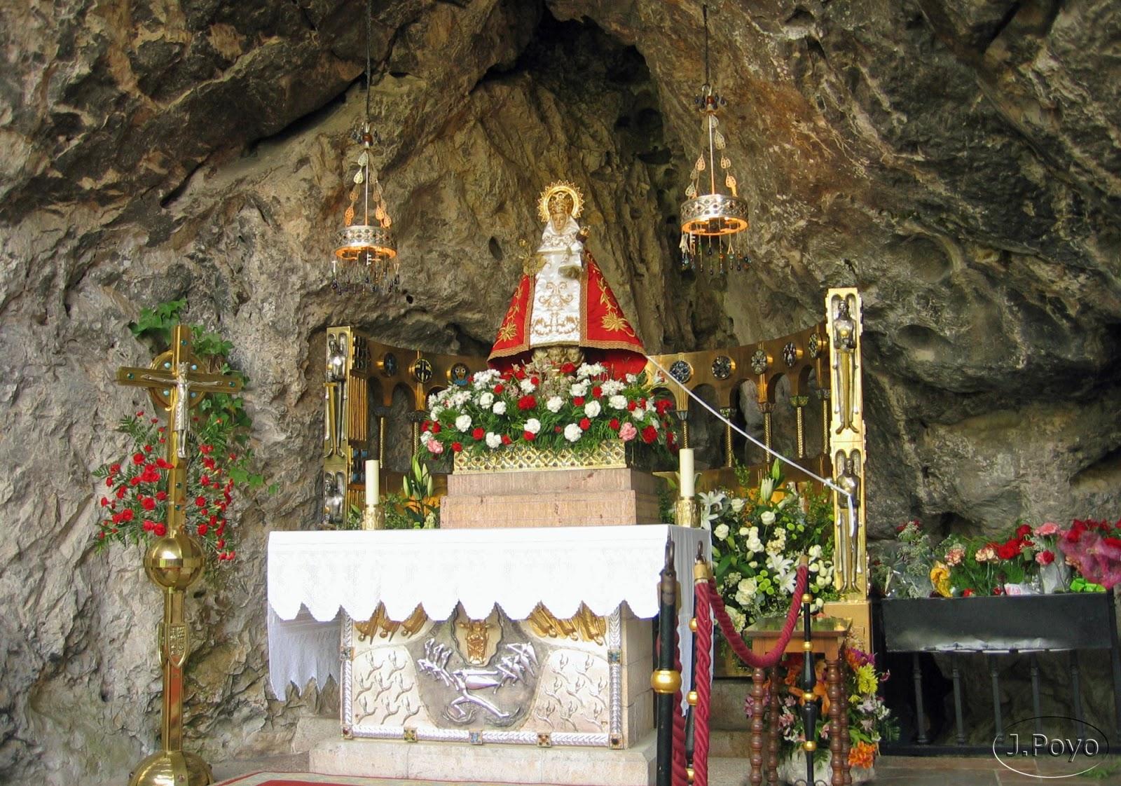 El Santuario Y Los Lagos De Covadonga Viajes Y Rutas