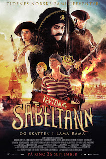 Watch Captain Sabertooth and the Treasure of Lama Rama (Kaptein Sabeltann og skatten i Lama Rama) (2014) movie free online