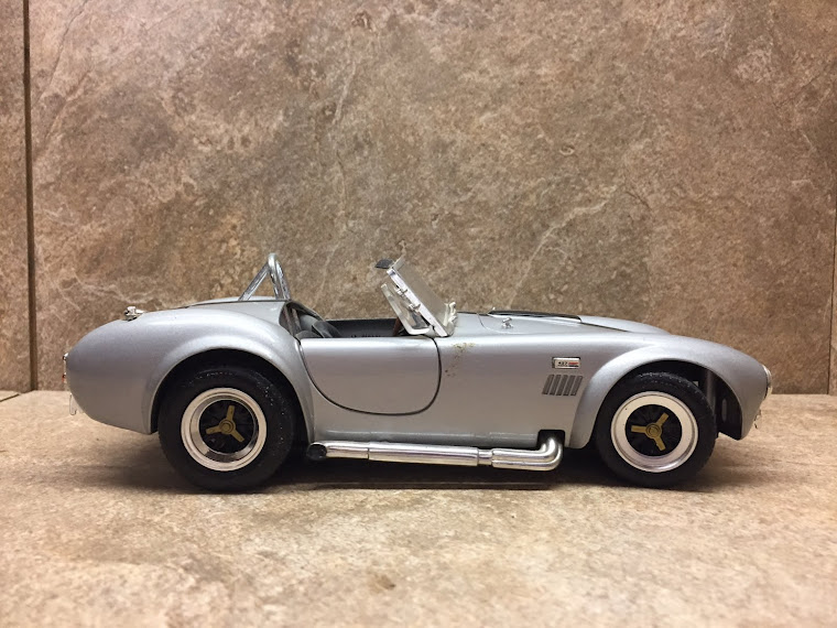 1964 Shelby Cobra 1:16th scale ~