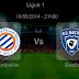Pronostic Montpellier - Bastia : Ligue 1