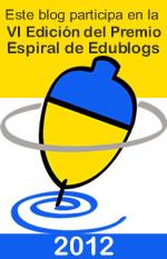 Participamos en Edublogs