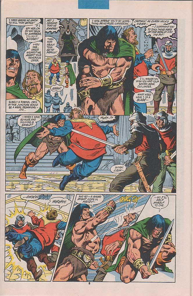 Conan the Barbarian (1970) Issue #253 #265 - English 7