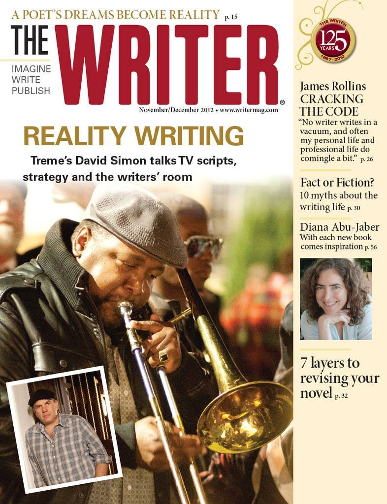 The Writer Magazine Subscription (US)
