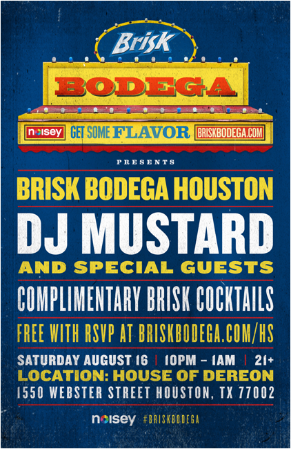 Brisk Bodega Houston