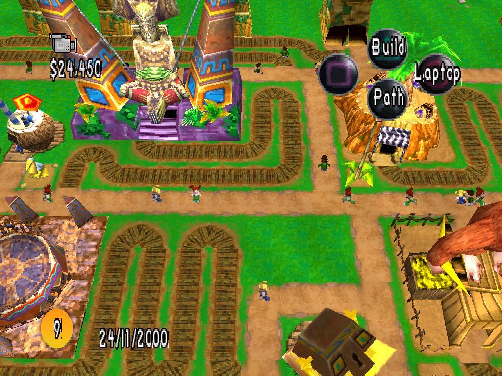 hirrrs blogspot   download sim theme park psx ps1