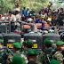Ratusan Motor Suporter PSIS Semarang Dikembalikan