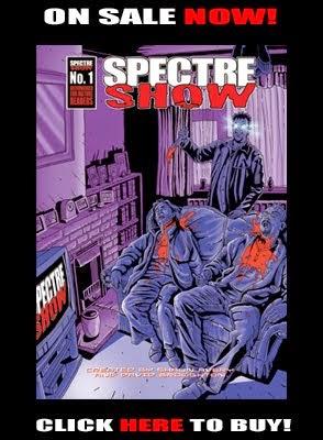 Spectre Show comic